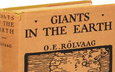 Book Review: Giants in the Earth by Ole Rölvaag