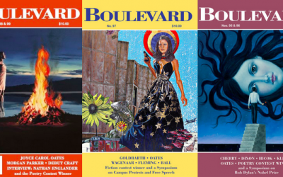 My Favorite Literary Journal: Boulevard