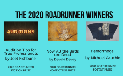 2020 Roadrunner Winners