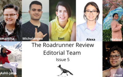 Meet the Issue 5 editors