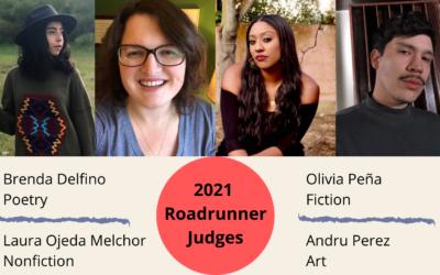 Meet the Judges for the 2021 Roadrunner Prizes