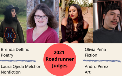Meet the Judges for the 2021 Roadrunner Prizes