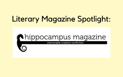 Literary Magazine Spotlight: Hippocampus