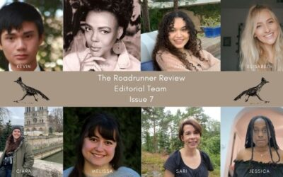 Meet the Issue 7 editors